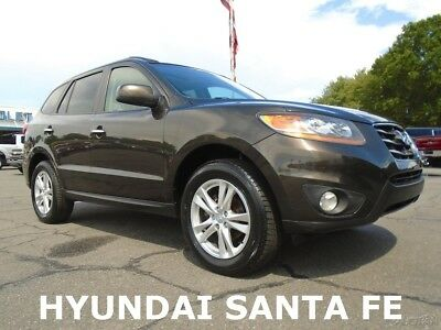 Hyundai Santa Fe Limited 2011 Hyundai Santa Fe Limited SUV Used 3.5L V6 24V Automatic FWD