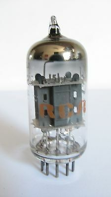 One 1969 RCA 7025 (Special 12AX7/ECC83) tube - TV7B tests @ 42/43, min:32/32
