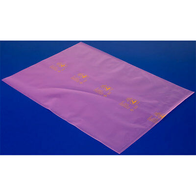 "Bondline PB1216 Pink Antistatic Bags 300 x 400mm (12""x16"") Pack Of 100"