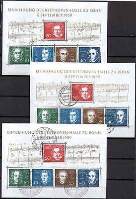 Federal Republic Germany MNH used (4781