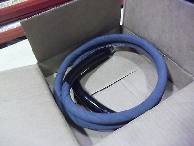 "Williams  Hydraulic 6 Ft Hose For 3/8"" Fittings # 8H3838D06 Made In USA"