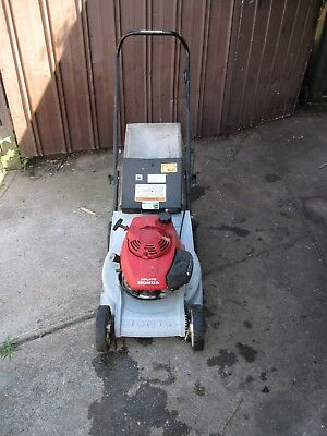 Honda HRU 173 Push Lawn Mower Not Self Propelled Solid Tough Excellent Blades