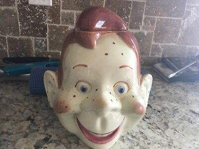 Howdy Doody Cookie Jar very good condition.  No chips.