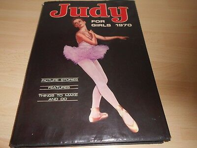 Judy For Girls Annual - 1970