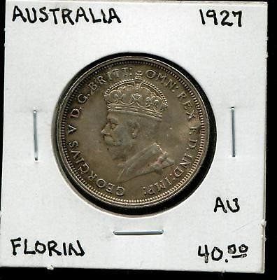 Australia 1927 Florin | AU | Buy It Now (RC10051)