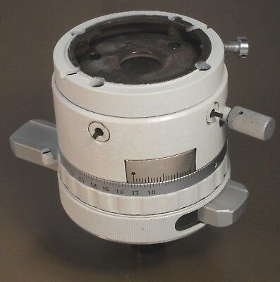 LOMO Microscope Unit with Bertrand Lens and Polarization Analyzer for POLAM