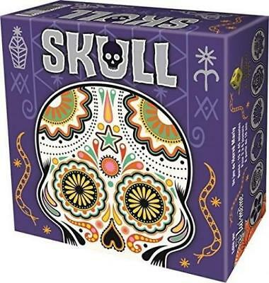 Skull: One Of The Greatest Bluffing Games Of The 2nd Millennium! Board / Card
