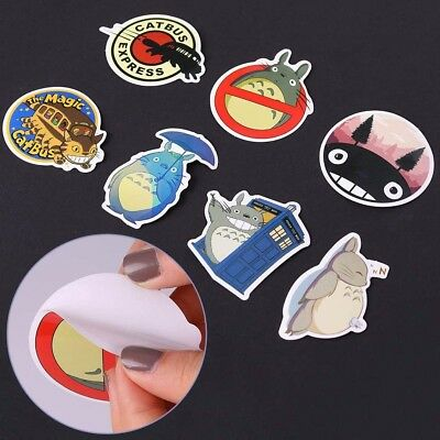 21 Studio Ghibli Anime Stickers
