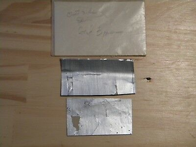 LZ-127 Graf Zeppelin Outer Skin Pieces