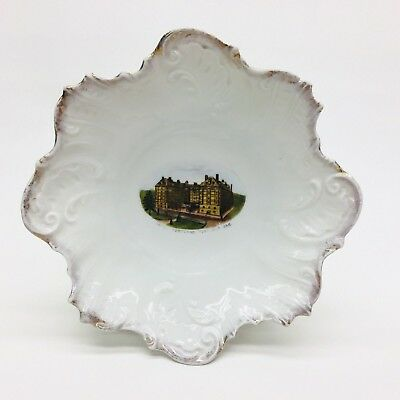 Souvenir China Porcelain Dish HOTEL PORTLAND Oregon OR Made in Germany