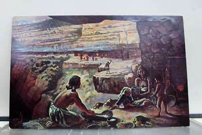 Arizona AZ Walnut Canyon Monument Postcard Old Vintage Card View Standard Post