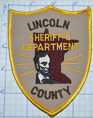 Minnesota, Lincoln County Sheriff's Dept Patch