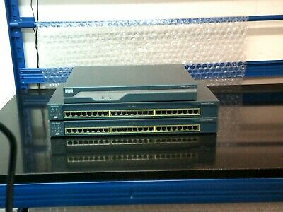 Cisco CCNA LAB STARTER KIT 1 X Cisco 1841 + 2 X WS-C3750-24TS-S