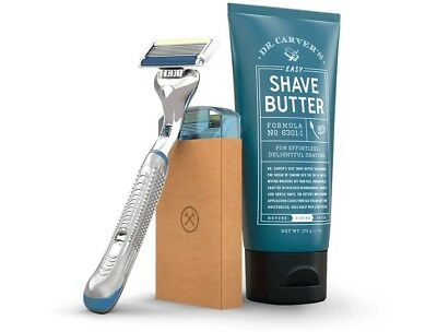Dollar Shave Club - The Classic Shave Starter Set - UK SELLER - SPECIAL OFFER