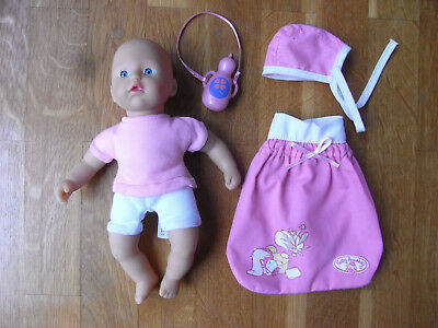 ZAPF Puppe Baby Annabell 21 cm