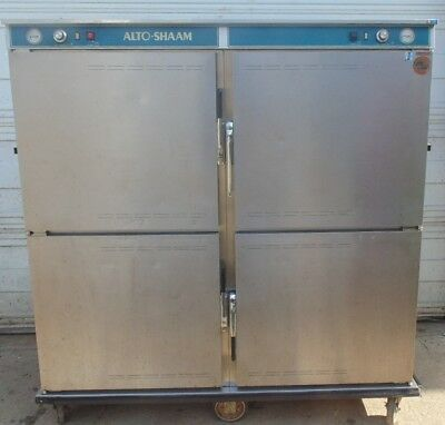 Alto-Shaam 1000-BQ2/192 192 Plate Heated Banquet Cabinet