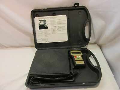 Digital Refrigerant Scale 5PWF8 With Case <*