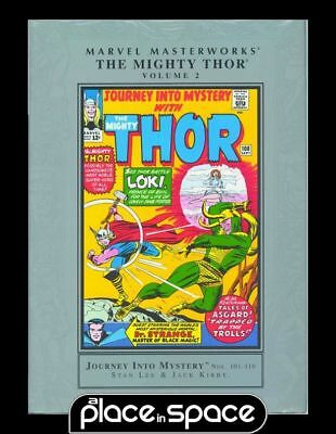 Marvel Masterworks - Mighty Thor Vol 2 Ultra Rare (Sealed)