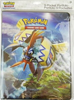 9-Pocket Portfolio - Pokemon Sun and Moon 2 #85129 von Ultra Pro Ordner