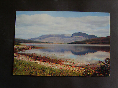 Inverness-Shire: Ben Nevis & Loch Eil - Printed - Uposted