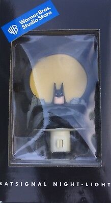 1999 Vintage Batman The Animated Series Night Light Classic Dc Comics Store