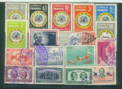 Lot Briefmarken aus Panama