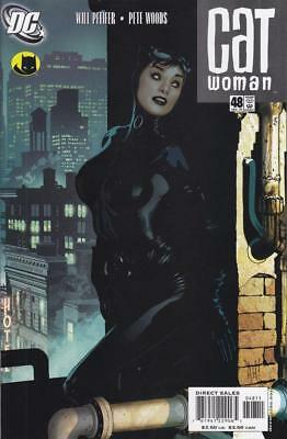 Catwoman #48 (2012 3Rd Series) Adam Hughes Cover Low Print Run Dc Comics