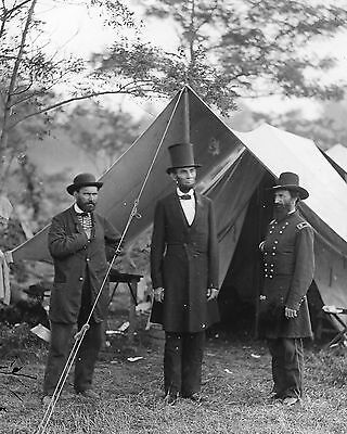 President Abraham Lincoln Civil War 11 x 14 Poster Photograph Photo Picture