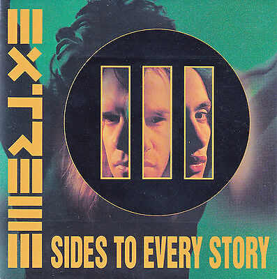 Extreme : Iii Sides To Every Story / Cd - Top-Zustand