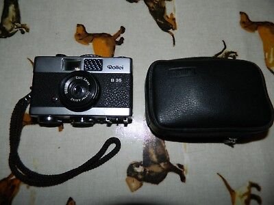 Rollei Vintage 35Mm Camera In Case