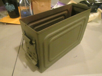 WW2 US Army Browning M1917A1 M1A1 Ammunition Box