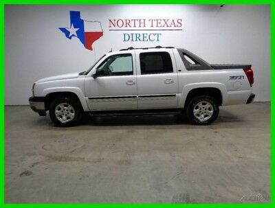Chevrolet Avalanche 4x4 Z-71 LT3 Heated Leather Sunroof Tv Dvd 2005 4x4 Z-71 LT3 Heated Leather Sunroof Tv Dvd Used 5.3L V8 16V Automatic