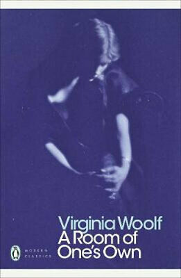 NEW A Room of One's Own  By Virginia Woolf Paperback Free Shipping