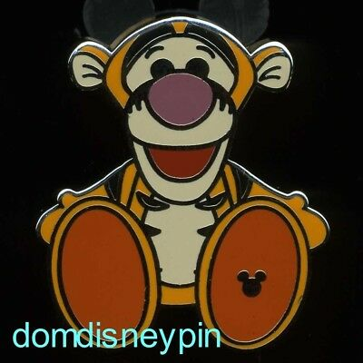 Disney Pin WDW 2018 Hidden Mickey Collection *Plush Characters* Tigger!