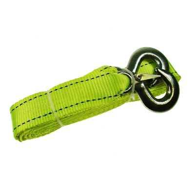 4000kg 3.5m Recovery Towing Strap - 35m Maypole Straps Mp6114 x