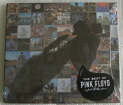 PINK FLOYD THE BEST A FOOT IN THE DOOR CD MADE IN BRAZIL 2011 LMTD 1st PRE 30000