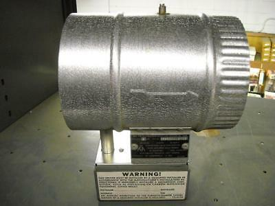 "Westinghouse Zdo-6-An 6""  Vent Damper 68539"
