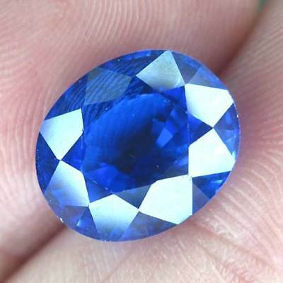 5.66 Cts Extreme Top Fire Vivid Color Intense Blue Spinel