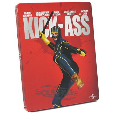 Kick-Ass [Steelbook] ([Blu-ray] NEU / sealed