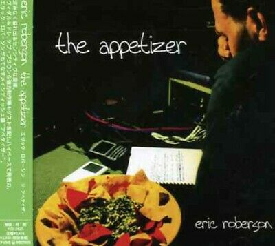 Eric Roberson - Appetizer [CD New]