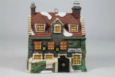 Dept 56 Dickens' Village 'Dedlock Arms' ORNAMENT 1994 Collectors Ed New In Box