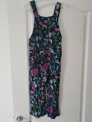 Jumpsuit by Next for girls age 6 Flowered details perfect condition