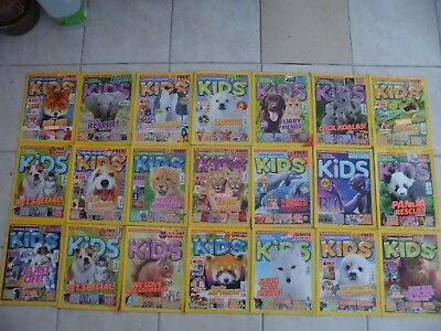 national geographic kids magazines x21