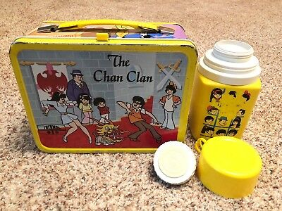 The Chan Clan Lunch Box with Matching Thermos