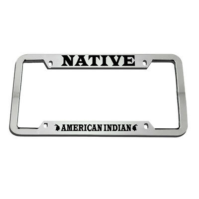 Parts & Accessories Frank Ford Mustang Licensed Aluminum Metal License Plate Sign Tag New Free Shipping