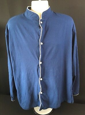 Cathay Pacific Airline First Class Pajamas (Size L)  Top Only