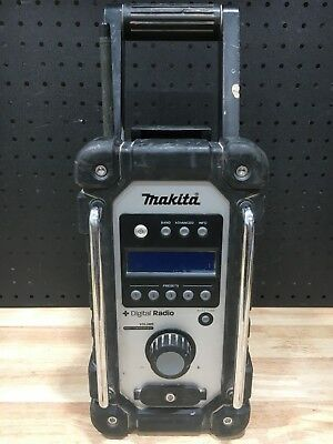 Makita Digital Worksite Radio - Good Condition Dmr105 - Works Great