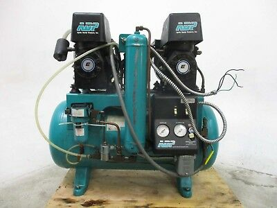 ADP Apollo ALCTL42D Dental Air Compressor for Operatory Air Pressure
