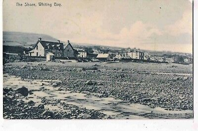 Scotland - R/p - The Shore, Whiting Bay, Isle Of Arran, 1907