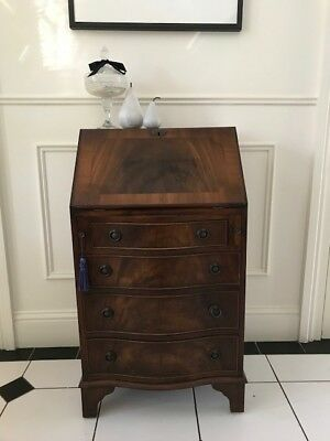 bureau, writing desk, vintage